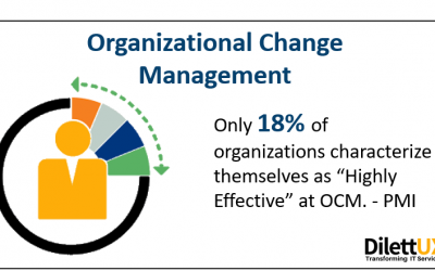 Organizational Change Management in IT Projects