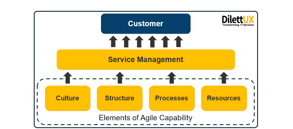 A Roadmap for Service Management Agility