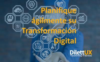Planifique ágilmente su Transformación Digital